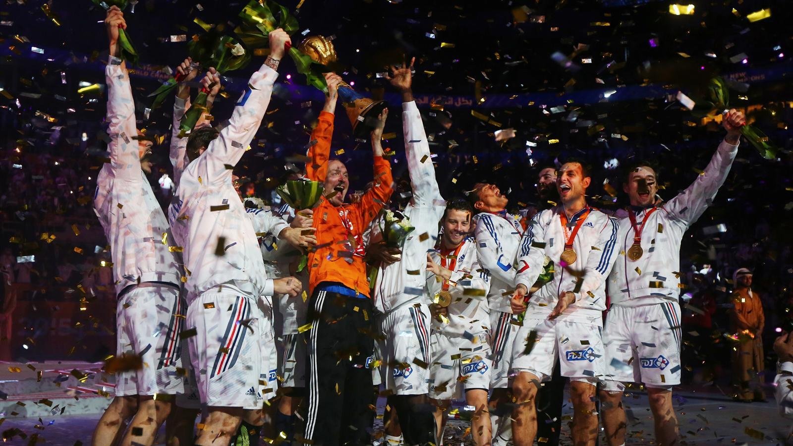 Pari Sportif Coupe du Monde de handball